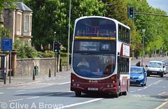 DSC_9321w (Sou'wester) Tags: bus buses scotland edinburgh corporation council publictransport municipal lothian psv
