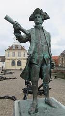 Admiral (cherylea_cater) Tags: statue norfolk kingslynn
