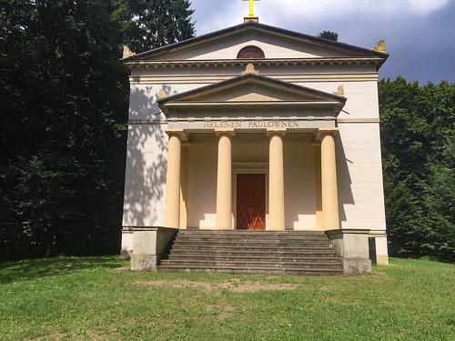 Mausoleum Helenen Paulownen im Schlosspark Ludwigslust