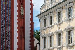 Gambe abholen in Wrzburg (hdw2007) Tags: germany franken deutschland marienkapelle wrzburg places