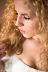 Agne_03 (Marco Petroi Photographer) Tags: light portrait woman home window girl beautiful beauty female model glamour eyes natural skin lips sensual hazel blonde elegant