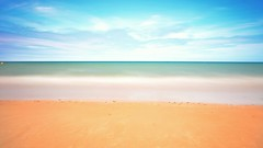 Omaha Beach (gcarabin) Tags: beach war wave dday landingbeach