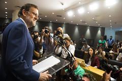 Rueda de Prensa de Mariano Rajoy en el Congreso (Partido Popular) Tags: rajoy marianorajoy pp partidopopular congresodelosdiputados