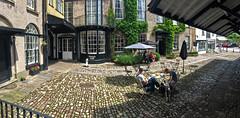 Henry's Cafe (Jainbow) Tags: henryscafe monmouth tea cake cobbles cafe jainbow