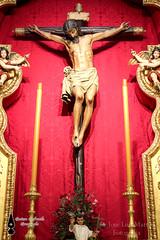 Cristo de Burgos (Guion Cofrade) Tags: cofradia fe cofrade santa semana seor sevilla pasin pasion costalero jess besapis cristo iglesia procesin cultos imagen religion