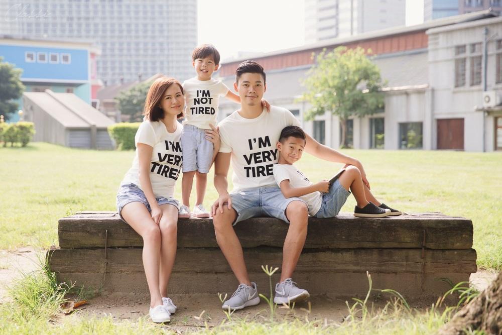 Plenty 親子裝兒童服飾攝影師