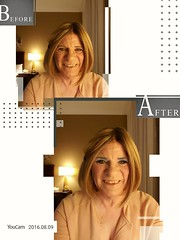 Software makeover (krislagreen) Tags: tg tgirl transgender transvestite cd crossdress makeup portrait femme feminized feminization