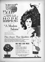 Modern Salome Contest (kevin63) Tags: 1920s modern movie silent contest advertisement prize salome questions lightner