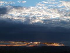 DSCF5607 (baskill) Tags: sunset sun set downs sussex