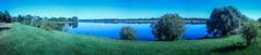 Lac de Vaires (K r y s) Tags: summer nature outdoor posing extérieur patrol alert 2016 lisca basenautique