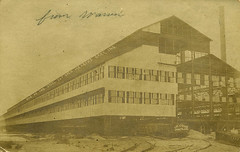 Indiana Steel Company Open Hearth, circa 1910 - Gary, Indiana (Shook Photos) Tags: postcard postcards rppc realphotopostcards indianasteelcompany steel hearth openhearth steelmill garyindiana gary indiana lakecounty