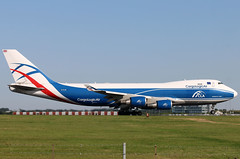G-CLAA (GH@BHD) Tags: aircraft aviation cargo boeing 747 airliner freighter b747 stn 747400 stanstedairport 744 egss 747400f londonstanstedairport cargologicair gclaa cargologic