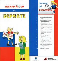 Hexadeclogo del deportista 1 (Jusotil_1943) Tags: travel brochures folletos