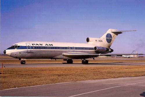 Pan Am Boeing 727-21