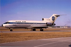Pan Am Boeing 727-21 (jjflash229) Tags: boeing727 panam panamericanworldairways