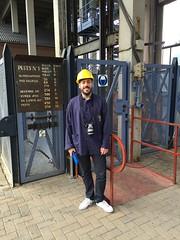 Wallonia Mines, Belgium, July 2016
