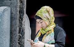 Muslim Quarter XIAN (DROSAN DEM) Tags: china xian muslim musulmana islam girl chica mujer