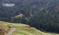 an adventure awaits (Paul J's) Tags: landscape taranaki ballroad hill valley cloud forest forestry