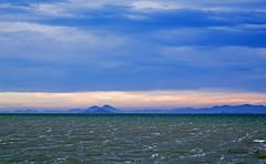 Invierno en el Mar Menor (Fotgrafo-robby25) Tags: atardecerenelmarmenor fujifilmxt1 lopagnmurcia marmenor nubes salinasyarenalesdesanpedrodelpinatar