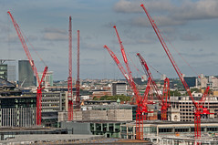 _DSC8664 copy (NRM the 2nd) Tags: goldmansachs wolffkran 500b 100b 355b htc htcwolffkran london 2016 construction towercrane wolffkran355b