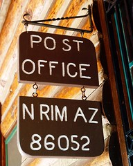 #postoffice @grandcanyonnps #northrim #northrimgrandcanyon #grandcanyon #northrimarizona #arizona #arizonausa #nationalpark @uspostalservice (hogophotoNY) Tags: instagramapp square squareformat iphoneography uploaded:by=instagram landmark hogo hogophotony camera digital usa us hogophoto unitedstates arizonausa postoffice arizona