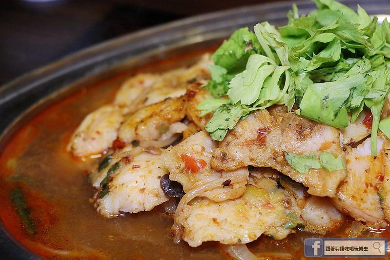 雲之南麗江斑魚火鍋六張犁美食063