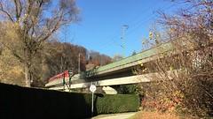 S-Bahn Mnchen bei Wolfratshausen (holzi1156) Tags: eisenbahn zug sbahn bayern video