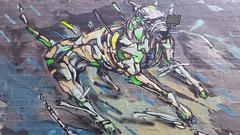 Cruel... (colourourcity) Tags: cruel cezarystulgis colourourcity streetart