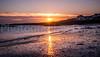 Sunrise 85 East 06:57hrs (Photographer Dave C) Tags: sky stunning sun seascape sunrise awesome art autumn mygearandme mymindseye canon canonofficial canon40d photography photographerdave passion photograph 2016 bangor beauty beach beautiful season