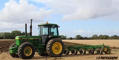 IMG_2298 (lesleydoubleday) Tags: johndeere johndeere50thcelebration langar tractor farming farmmachinery