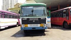 mumbai - hyderabad (yogeshyp) Tags: msrtc mumbai hyderabad msrtcbus st