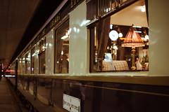 Orient Express (Davide Bon) Tags: orientexpress train vintage old elite lantern station film vsco vscofilm nikon nikond7100 d7100 35mm18