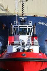 Driving (dwmershon) Tags: assist tugboat tacoma crowley