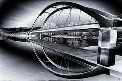 Bridge over (not) troubled water (steff808) Tags: bridge blackandwhite bw france blancoynegro puente nikon noiretblanc corse corsica francia biancoenero corcega nikond600 nikon2485 pontduliamone