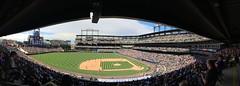 Coors Field Baseball (www.bhattacherjee.com) Tags: rockies colorado baseball denver coorsfield iphone