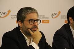 Marco António Costa em Matosinhos