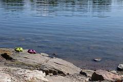 Gone swimming (liisatuulia) Tags: porkkala