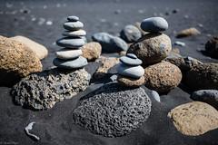 Iceland Rocks! (michael.mu) Tags: zen leica m240 leicasummicron35mmf20asph leicasummicronm1235mmasph lr5 beach vik rocks iceland nordicvisitor bokeh