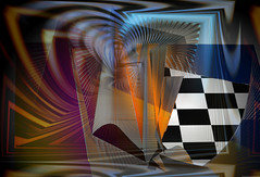 Chess (Abstract) (Jocarlo) Tags: light abstract art luz backlight ngc adobe photowalk imagination editing genius abstracto melilla ajedrez nationalgeographic photografy iluminacin photograpfy opticalart afotando flickraward sharingart arttate montajesfotogrficos photowalkmelilla crazygenius crazygeniuses pwmelilla blinkagain jocarlo flickrstruereflection1 clickofart soulocreativity1 flickrclickx adilmehmood