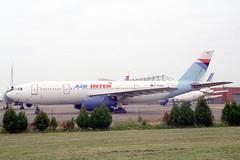 F-BUAN Airbus A.300B2-101 Air Inter (pslg05896) Tags: chr lflx chateauroux fbuan airbus a300 airinter