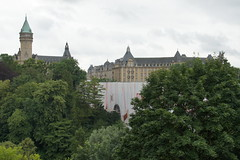Luxembourg City, Luxembourg, July 2016 (hectorlo) Tags: europe luxembourg luxembourgcity travelwider