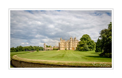 Burghley House - Lincolnshire (Ken Walker Photography) Tags: gardens architecture lincolnshire stamford elizabethan statelyhome nationaltreasure capabilitybrown burghleyhouse queenelizabtehi