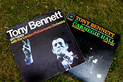 93 Cents (Jules (Instagram = @photo_vamp)) Tags: music records vinyl albums tonybennett thriftstorefinds