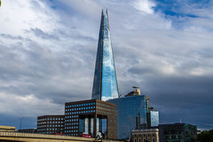 Londres (annie beurdeley) Tags: london architecture shard