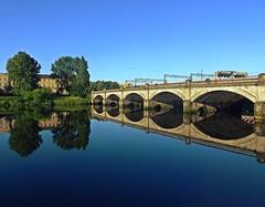 Point And Click (Bricheno) Tags: bridge reflections river scotland riverclyde clyde glasgow escocia szkocja schottland jamaicastreet scozia cosse  esccia   bricheno scoia