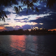 #HoiAn #Vietnam #Sunset #Dusk #RayOfLight #PalmTree #River #Reflection #Clouds #PeterFord8 #ConflictCreation (Makaveli 8) Tags: conflictcreation peterford8 dusk sunset reflection riverside river vietnam hoian instagramapp square squareformat iphoneography mayfair