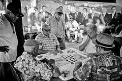 #Miami #USA Welcome to Domino Park at Little Havana ! #Leica #LeicaCamera (albericjouzeau) Tags: miami etatsunis domino dominopark game jeu littlehavana cuban leica leicacamera usa blackandwhite
