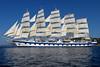 Royal Clipper Under Sail IMG_4475 (SunCat) Tags: royalclipper goldenhorn barenecessities cruise travel vacation europe 2016 all canon powershot g3x nude naturist naturists poros greece tallship