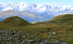 Haute Route - 25 (Claudia C. Graf) Tags: switzerland hauteroute walkershauteroute mountains hiking