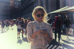 Posh Blur (romype77) Tags: canon eos 650d t4i ef 50mm stm iii f18 pancake duomo milano milan italy italia people gente strada street landscape panorama piazza square outoffocus blur sfuocato googlenik nik